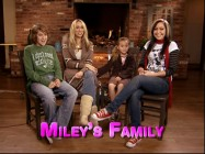 Meet the real Miley Cyrus's family!