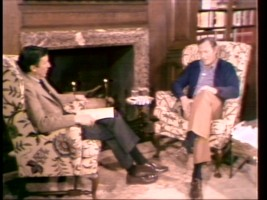 "We get all too brief a glimpse of Mike Wallace's original ""60 Minutes"" interview of Irving Clifford in ""Reflections on a Con."""