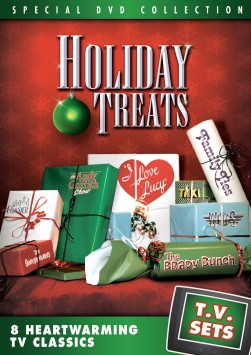 Buy Holiday Treats: T.V. Sets on DVD from Amazon.com