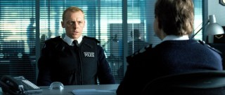 As the movie opens, Nicholas Angel (Simon Pegg) gets unexpected news of his reassignment.