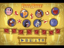 Yodel Maker DVD-ROM feature