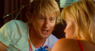 Boyish, charming Washington Nationals relief pitcher Matty Reynolds (Owen Wilson) is one of two suitors forming a love triangle around Lisa.
