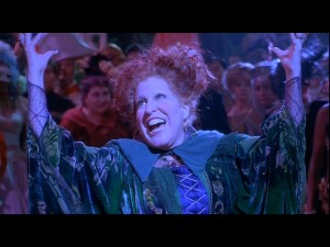 "Bette Midler sings the best ""I Put a Spell on You"" to date, and pays homage to her ""Gypsy"" at the same time."