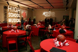 Report From Disney S High School Musical Dvd Launch At El