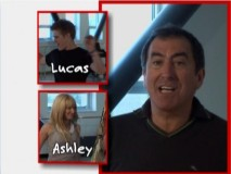 "Kenny Ortega introduces Lucas Grabeel and Ashley Tisdale in the ""Learning the Moves"" featurette."