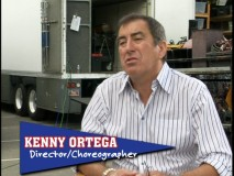Kenny Ortega talks about his latest Disney musical.