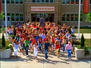 "As ""High School Musical 2"" opens, the student body celebrates the start of summer vacation while the staff members hide from the madness."