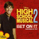 High School Musical 2: Bet On It (CD Single)