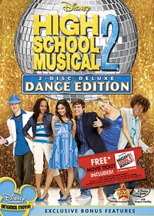 Buy High School Musical 2: 2-Disc Deluxe Dance Edition from Amazon.com