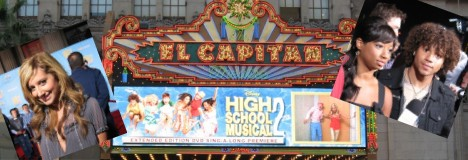 Click to view UD's report and exclusive photos from the recent High School Musical 2 DVD Premiere in Hollywood