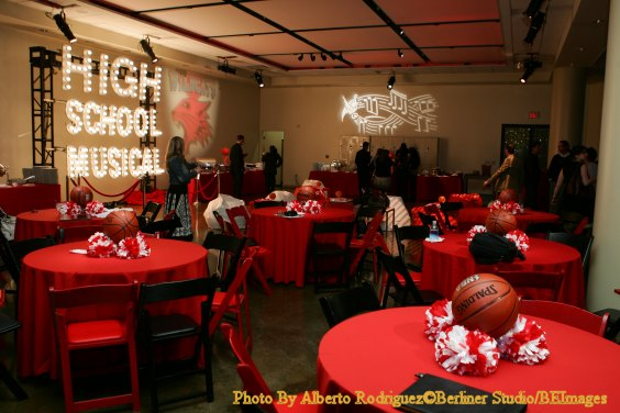 Image report from the high school for Athletic banquet decoration ideas