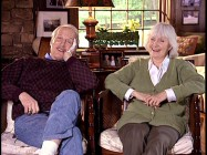 "One of Hollywood's longest-married couples, Paul Newman and actress Joanne Woodward laugh in recalling their earliest moments of romance in Newman's A&E Biography episode, ""Hollywood's Cool Hand."""