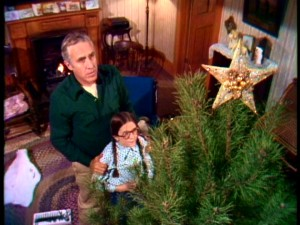 "Is it really a spoiler to say that ""The House Without a Christmas Tree"" ultimately doesn't live up to its title?"
