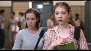 At high school, Casey (Michelle Trachtenberg) and her friend are among the intellectual haves, social have-nots.