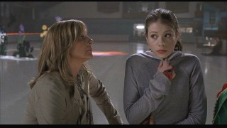 Tina (Kim Cattrall) dispenses advice of a different kind to Casey.