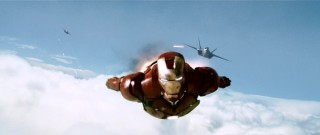 """Yeah, I can fly,"" proclaimed Tony Stark. And he can!"