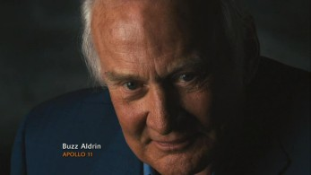 Buzz Aldrin gets personal with the camera and opens up about his unique experience.