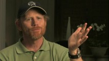 Ron Howard talks about his admiration for astronauts.