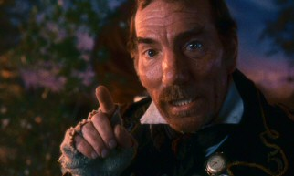 Besides narrating the story, Pete Postlethwaite appears as the enigmatic Old Man near both the beginning and end of the film.