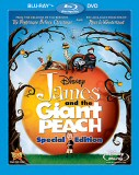 Buy James and the Giant Peach: Special Edition Blu-ray + DVD from Amazon.com