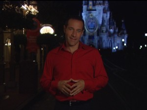 Jim Brickman welcomes you to an evening of music in front of Cinderella's Castle at Walt Disney World's Magic Kingdom.