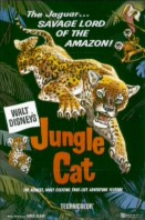 """Jungle Cat"" (1960) movie poster - click to buy"