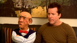 The show's first and most-criticized sketch takes cranky old coot Walter and Jeff to a therapist who is gay!