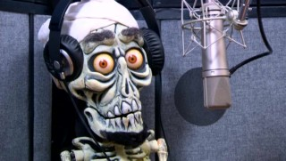 "Achmed the Dead Terrorist eventually delivers his catchphrase ""Silence! I keel you!"", as one of three characters to record studio ringtones."