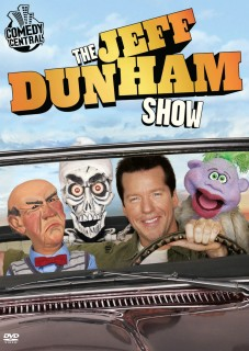 The Jeff Dunham Show: The Complete Series DVD cover art - click to buy from Amazon.com