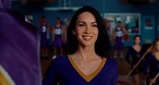High school cheerleader Jennifer Check (Megan Fox) flashes the type of glistening smile only the best L.A. dentists can provide.