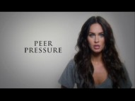 Megan Fox appears in a PSA for peer pressure which isn't quite fit for airing with an ABC after-school special.