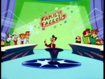 "It's Jetsons vs. Spacelys on this installment of ""Family Fallout."""
