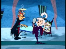 "The Jetsons most live up to the title ""Haunted Halloween"" in the briefly dreaming mind of Orbitty."