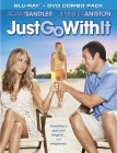 Just Go With It: Blu-ray + DVD Combo Pack cover art -- click for larger view
