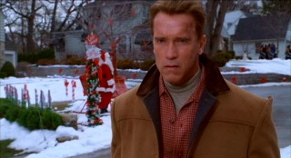 """He's in my house putting up my star on my tree."" Arnold isn't going to take anymore. It's Turbo Time!"