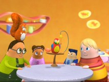 """Flappy's Not Happy"" in this Higglytown Heroes short."
