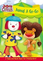 Buy JoJo's Circus: Animal A Go-Go from Amazon.com