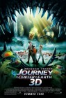 Journey to the Center of the Earth (3D) movie poster