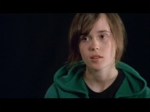 Ellen Page looks younger and gaunter in her extensive Screen Tests.