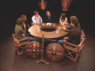 The Knights gather around the Roundtable. And when I say 'Knights', I mean 'filmmakers.'