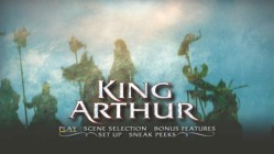 King Arthur's Main Menu
