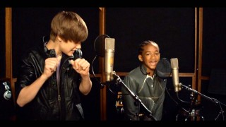 "Justin Bieber and Jaden Smith both look extremely cool in their ""Never Say Never"" music video. I wish I looked that cool."