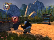 This is the Kung Fu Panda video game at its dullest. If you've got enough computer power, you'll get a rush from the fun kung fu action.