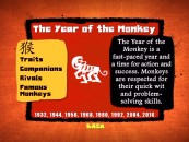 Learn about the Year of the Monkey and the 11 other signs of the Chinese Zodiac. Because everyone born in the same year is pretty much the same.