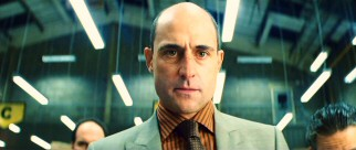 Mark Strong claims another prominent action villain role, but will it improve his recognizability or just add Stanley Tucci to Andy Garcia as actors he's mistaken for?