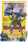 """Kidnapped"" (1960) movie poster"
