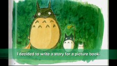 "In a rare but apt cross-promotional move, ""Creating 'My Neighbor Totoro'"" is one of three short featurettes from this week's other Studio Ghibli DVDs presented here."