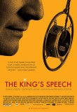 The King's Speech (2010) movie poster