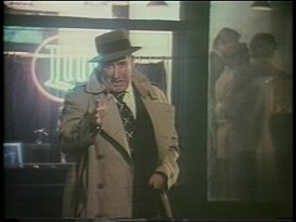 Writer Mickey Spillane, who played Mike Hammer himself in the character's fourth film, promotes Miller Lite in a 1980s commercial featured in Max Allen Collins' documentary on the author.