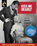 Kiss Me Deadly: The Criterion Collection Blu-ray cover art -- click to buy from Amazon.com